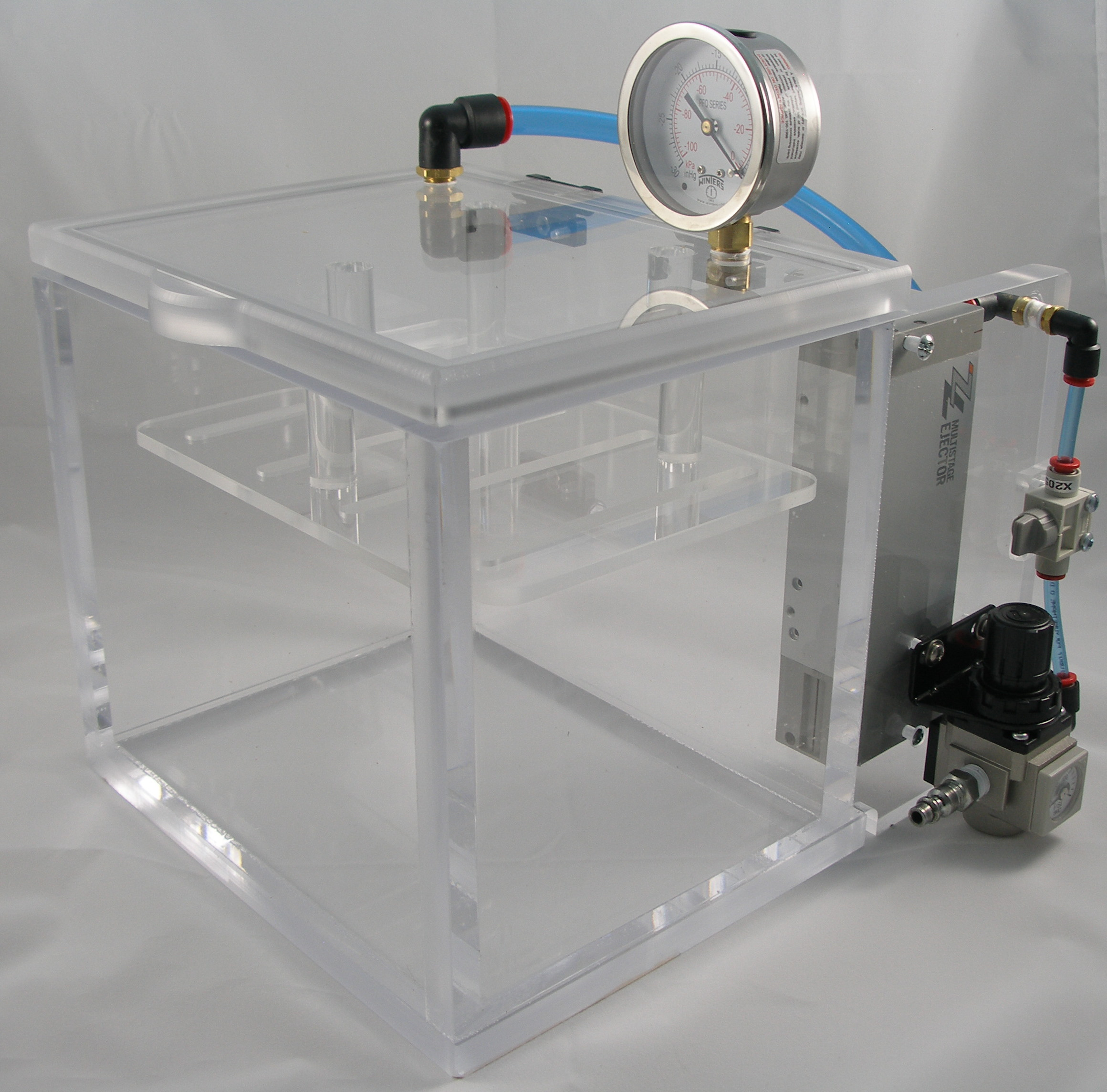 Packaging Seal Tester Dimension 3 Plastics Ltd